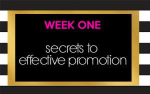 secretstoeffectivepromotions